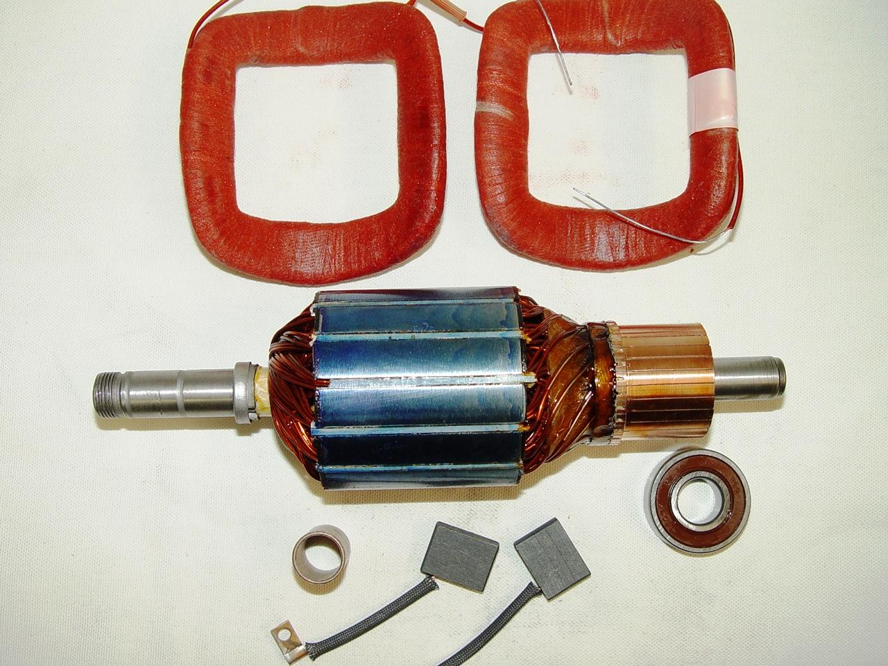 22483 Generator Components
