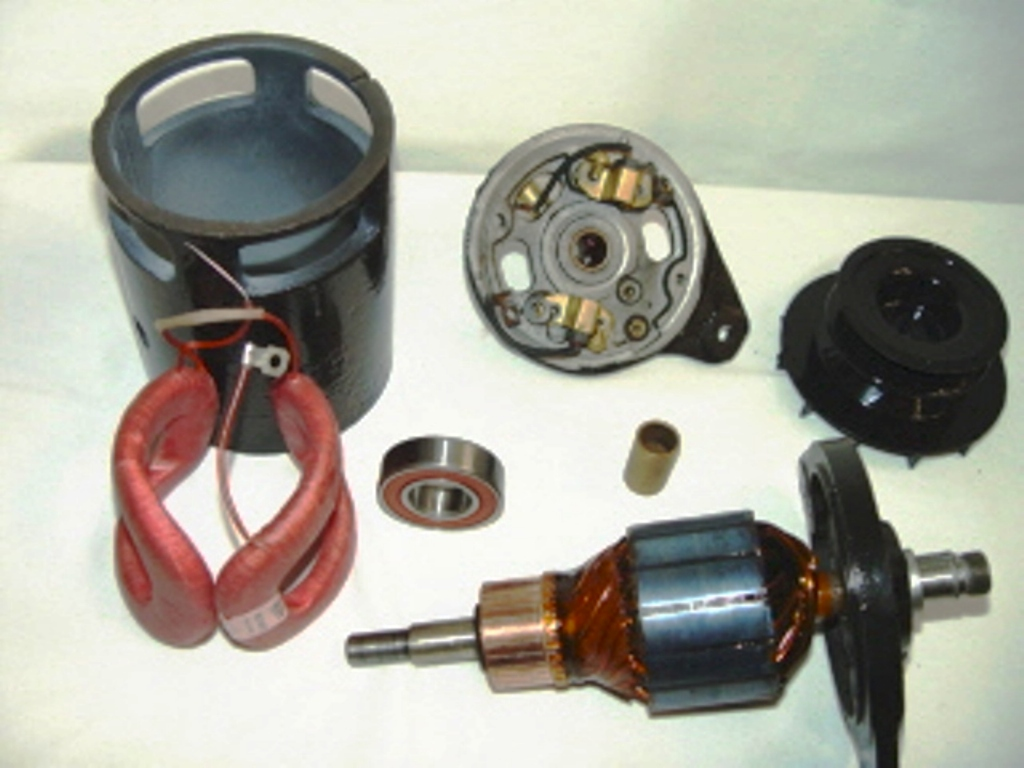 228334 Generator Components
